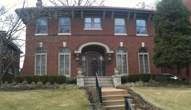 Beautiful Home On Skinker in St. Louis